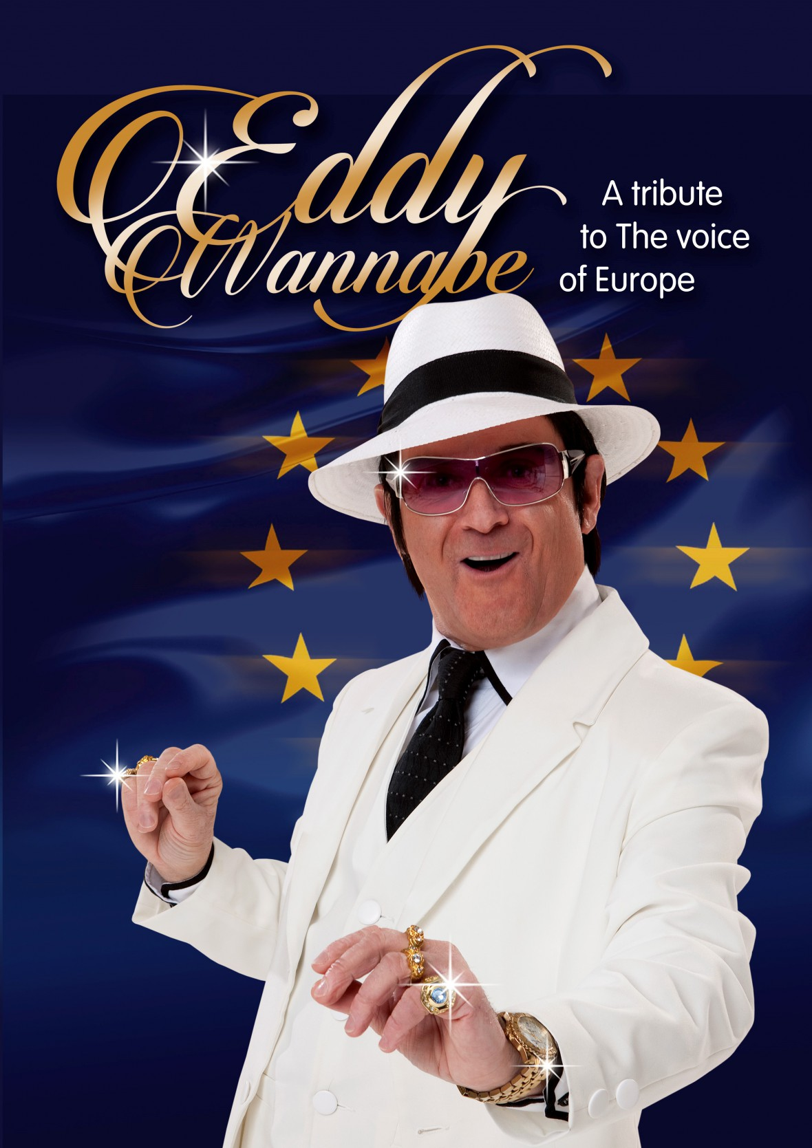 Eddy Wannabe; A tribute to The Voice of Europe